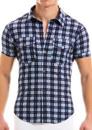 Modus Vivendi Jeans Shirt Check