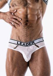 Leader Instincts Brief Pink