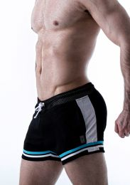 Leader Shock Shorts Black