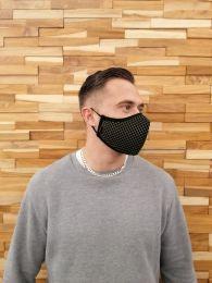ruff GEAR Easy Breathe Mesh Face Mask Dark Grey