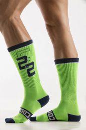 Code 22 C22 Sock Lime