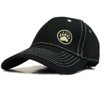 Ajaxx63 Bear Paw Cap Black