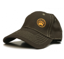 Ajaxx63 Bear Paw Cap Brown