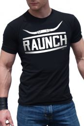Ajaxx63 Raunch T Shirt Black