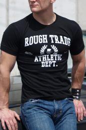 Ajaxx63 Rough Trade T Shirt Black