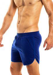 Modus Vivendi Capsule Training Short Blue