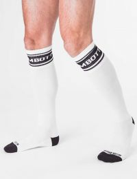 Barcode Berlin Identity Football Socks Bottom