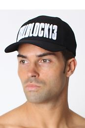 Cellblock 13 Snap Back Cap White