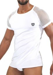 TOF Paris Davio T Shirt White