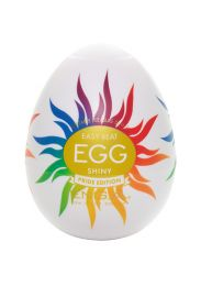 Tenga Egg Shiny Pride Edition Masturbator