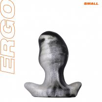 Oxballs Ergo Small Butt Plug Platinum Swirl