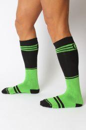 Cellblock 13 Torque 2.0 Knee High Sock Green