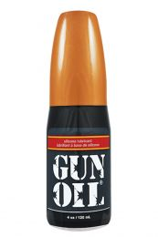 Gun Oil Silicone 4oz