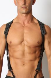 Cellblock 13 Cyclone Harness Black