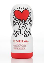 Tenga Keith Haring Cup Deep Throat Masturbator