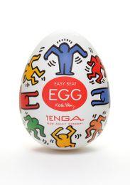 Tenga Egg Keith Haring Dance Masturbator
