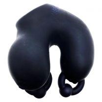 Oxballs MEATLOCKER Chastity Device Black Ice