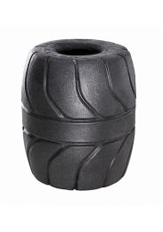 Perfect Fit Silaskin Ball Stretcher 2 Inch Black