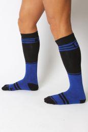 Cellblock 13 Torque 2.0 Knee High Sock Blue