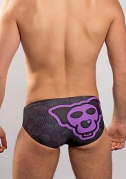 ruff GEAR Hound Swim Brief Purple