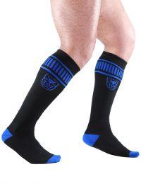 TOF Paris Socks Footish Black Blue