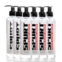Spurt Premium Silicone 250 ml Value 6 Pack