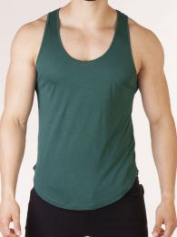 Barcode Berlin Tank Top Tabo Olive