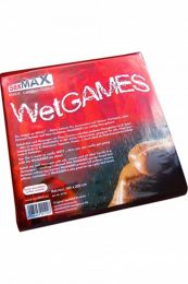 Wet Games Vinyl Play Sheet Black